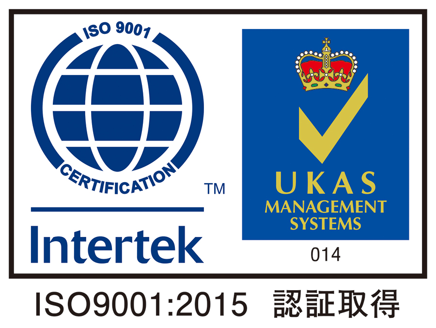 UKAS�}�l�[�W�����g�V�X�e���@MOODY INTERNATIONAL ISO9001�F�؎擾�}�[�N