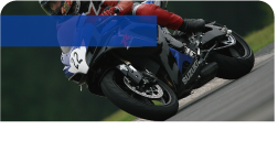 Our motorcycle chains are durable even under the most severe conditions